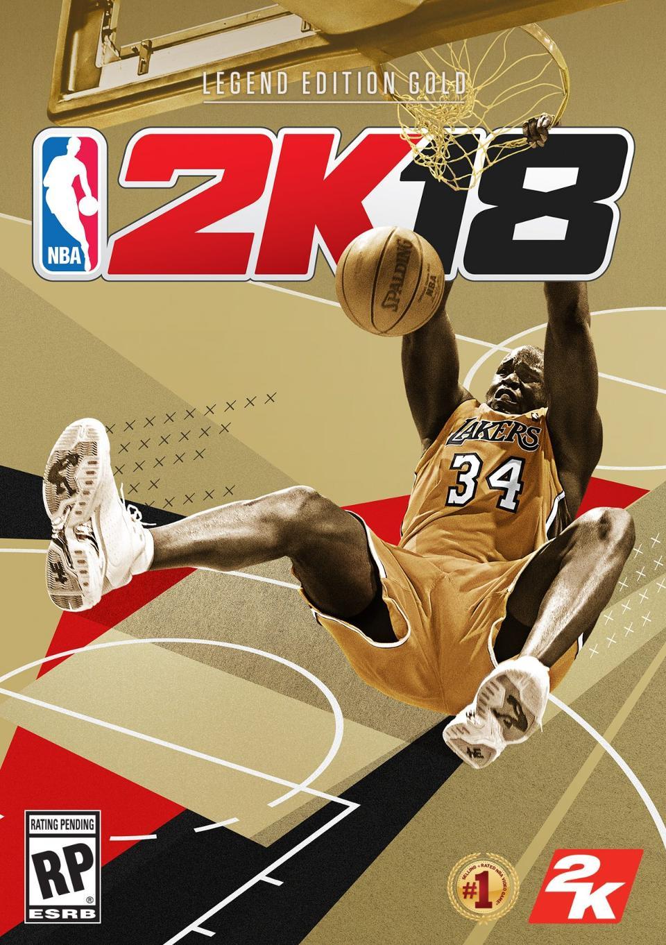 NBA NK18