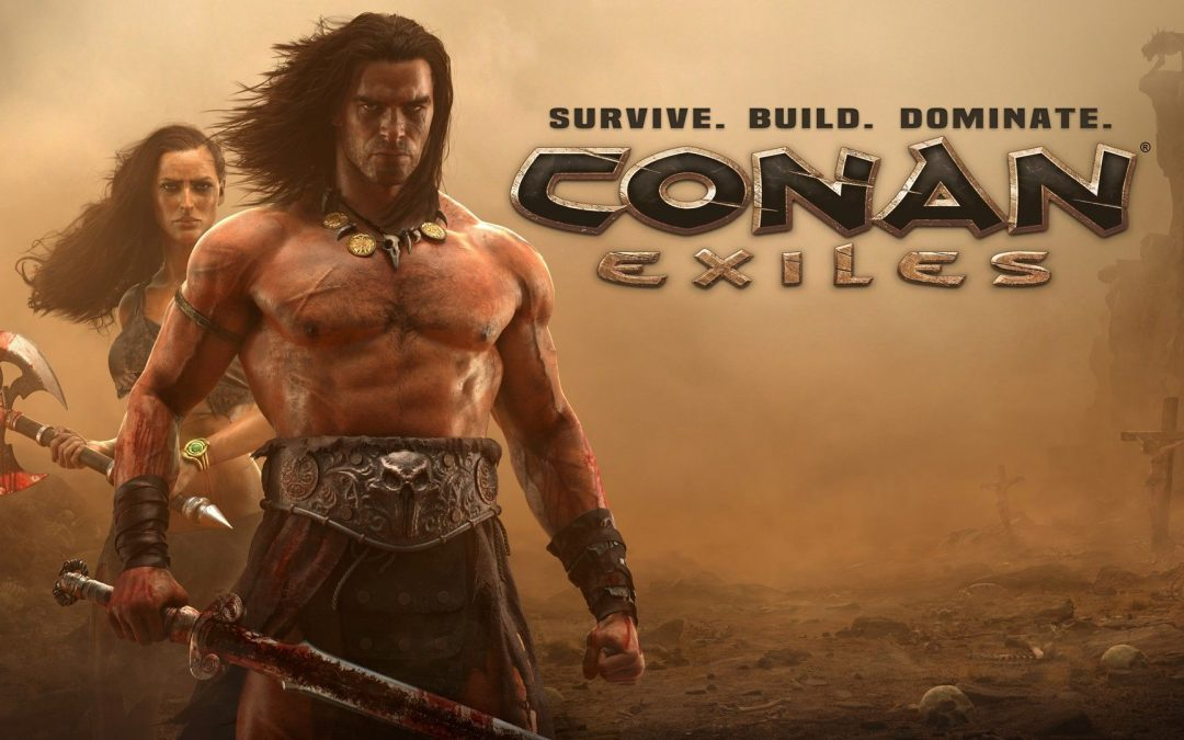 Conan Exile esce da Early Access