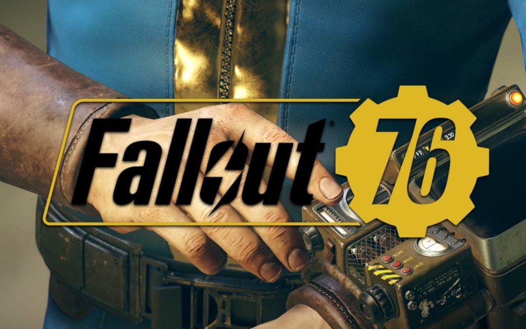 Nuova Sezione: Fallout 76
