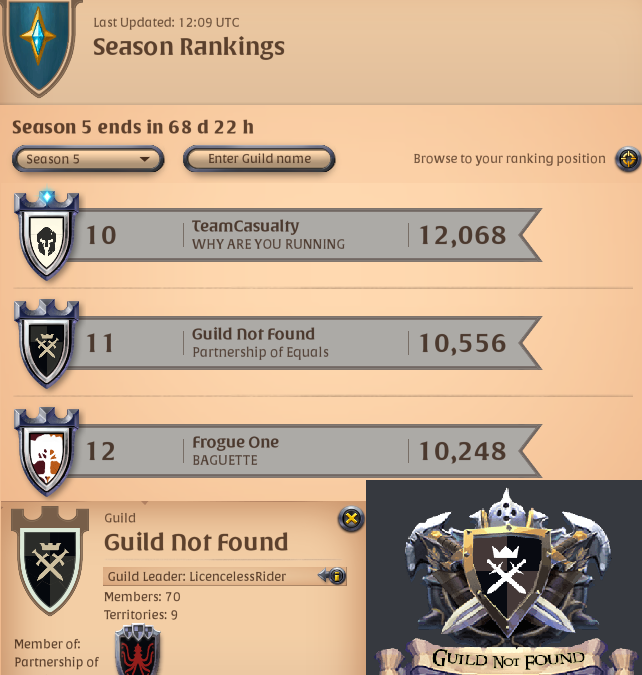 GNF – Traguardo Season 5