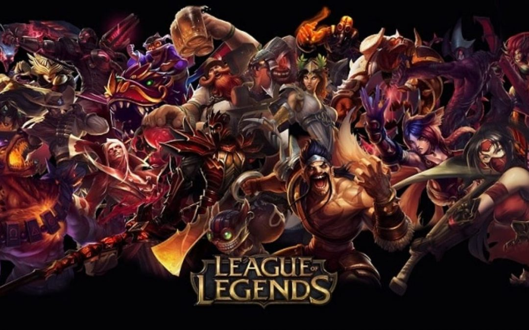 Nuova Sezione: League of Legends