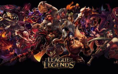 Nuova Sezione: League of Legends