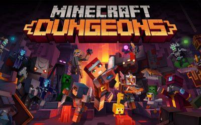 Nuova Sezione: Minecraft Dungeons